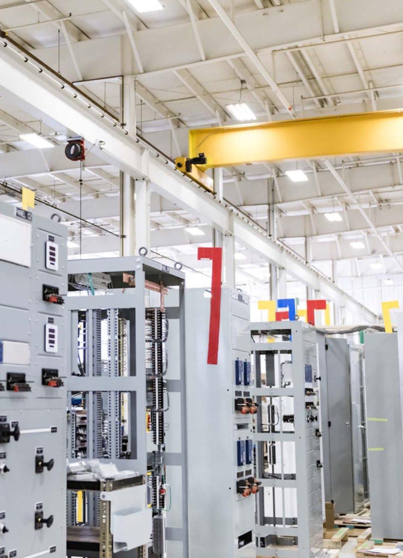 manufacturing utilities