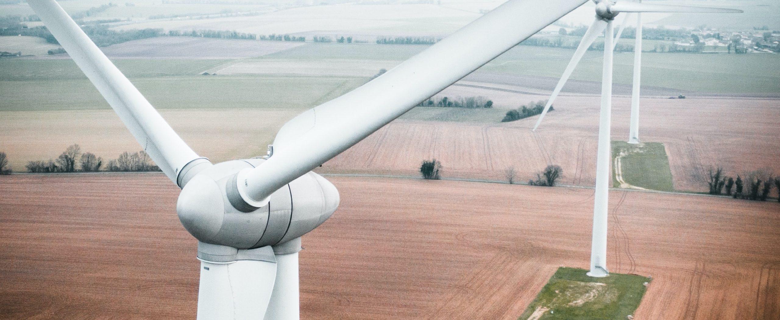 industrial wind power