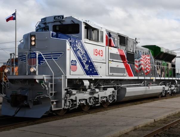 Locomotive Paint